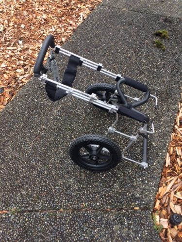 Eddies Wheels Variable Axle Cart